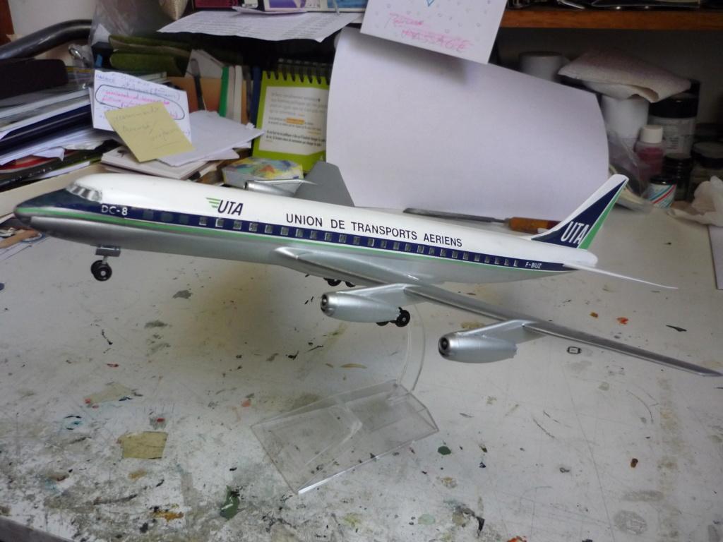DOUGLAS DC 8 1/125ème Réf L 705 - Page 3 Dc8_310