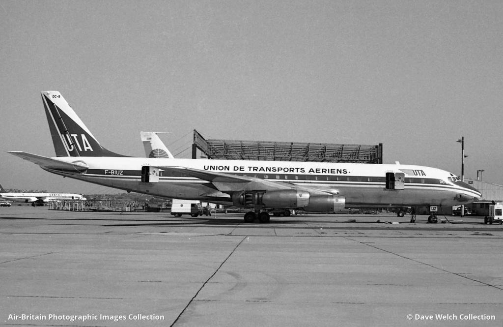 DOUGLAS DC 8 1/125ème Réf L 705 Dc_8_f10
