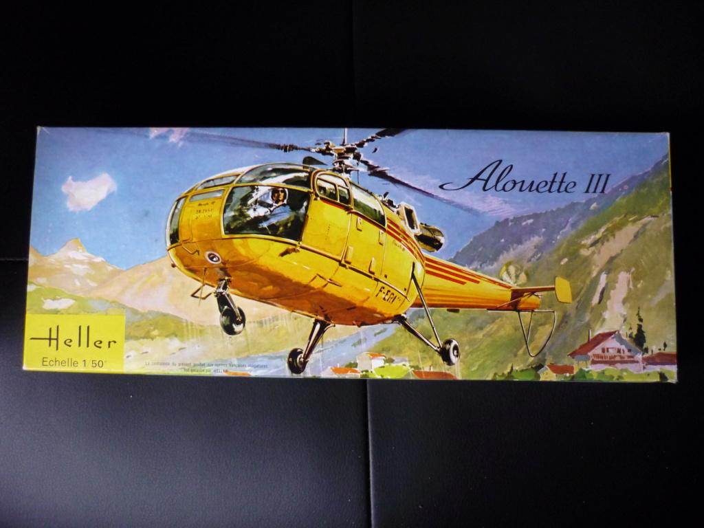SUD AVIATION ALOUETTE III PGHM Réf L200 P1040224