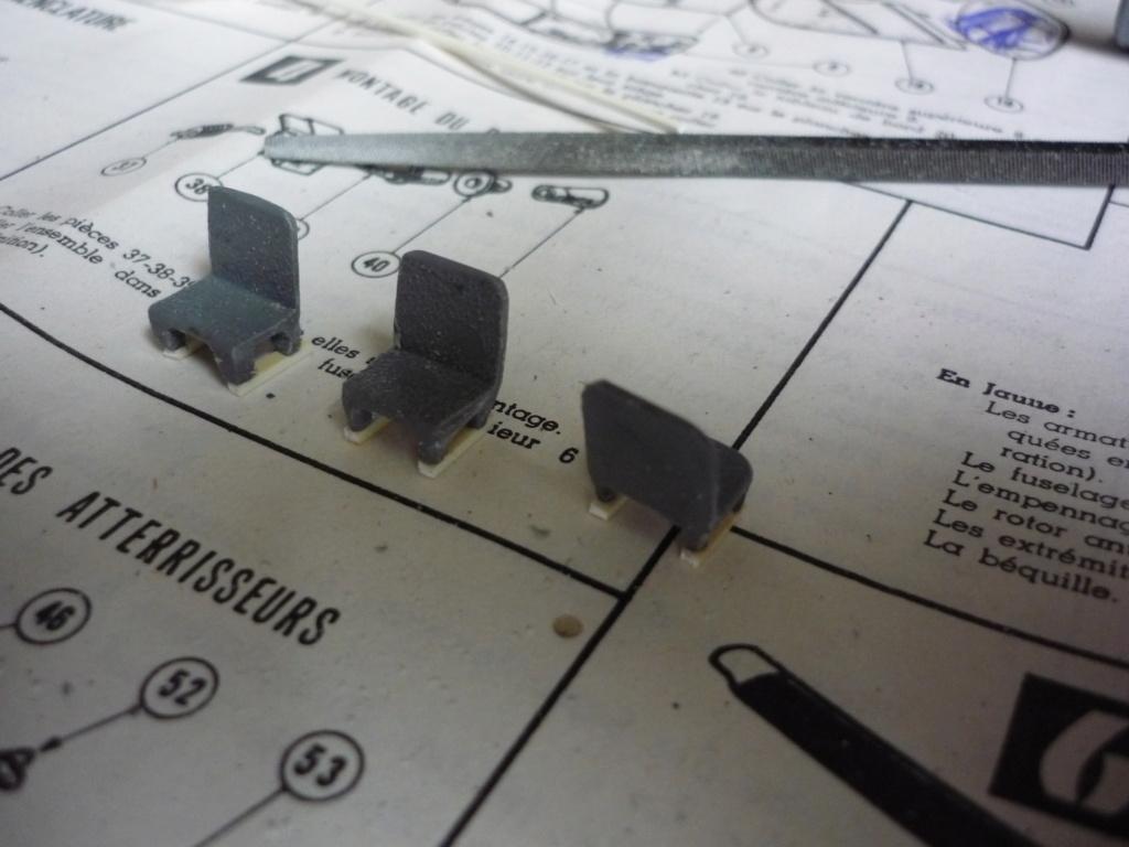 SUD AVIATION ALOUETTE III PGHM Réf L200 P1040227