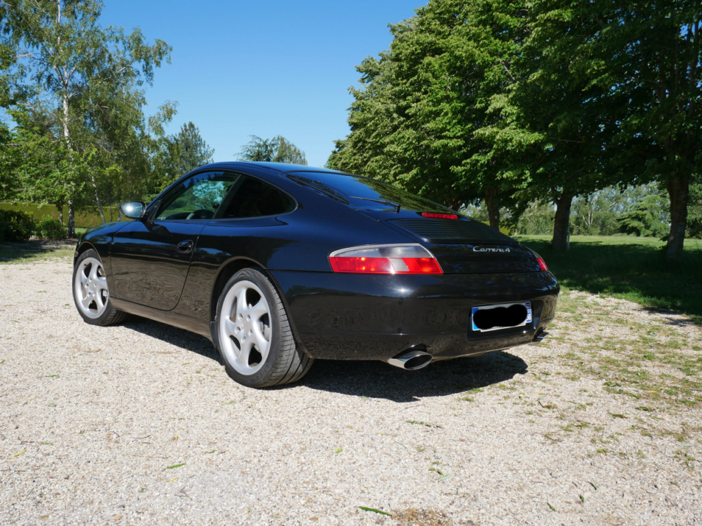 Vends 996 Carrera 4, 2001, BVM6 P1020410