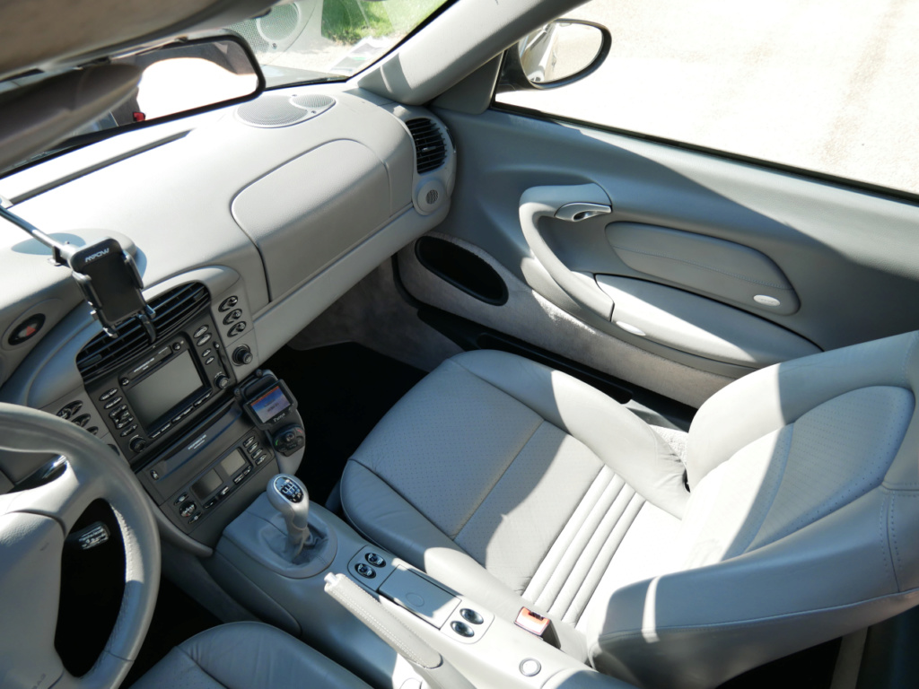 Vends 996 Carrera 4, 2001, BVM6 P1020417