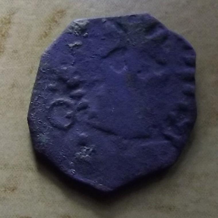 Felipe II de Aragón. Zaragoza. 1 dinero. Dscf3113