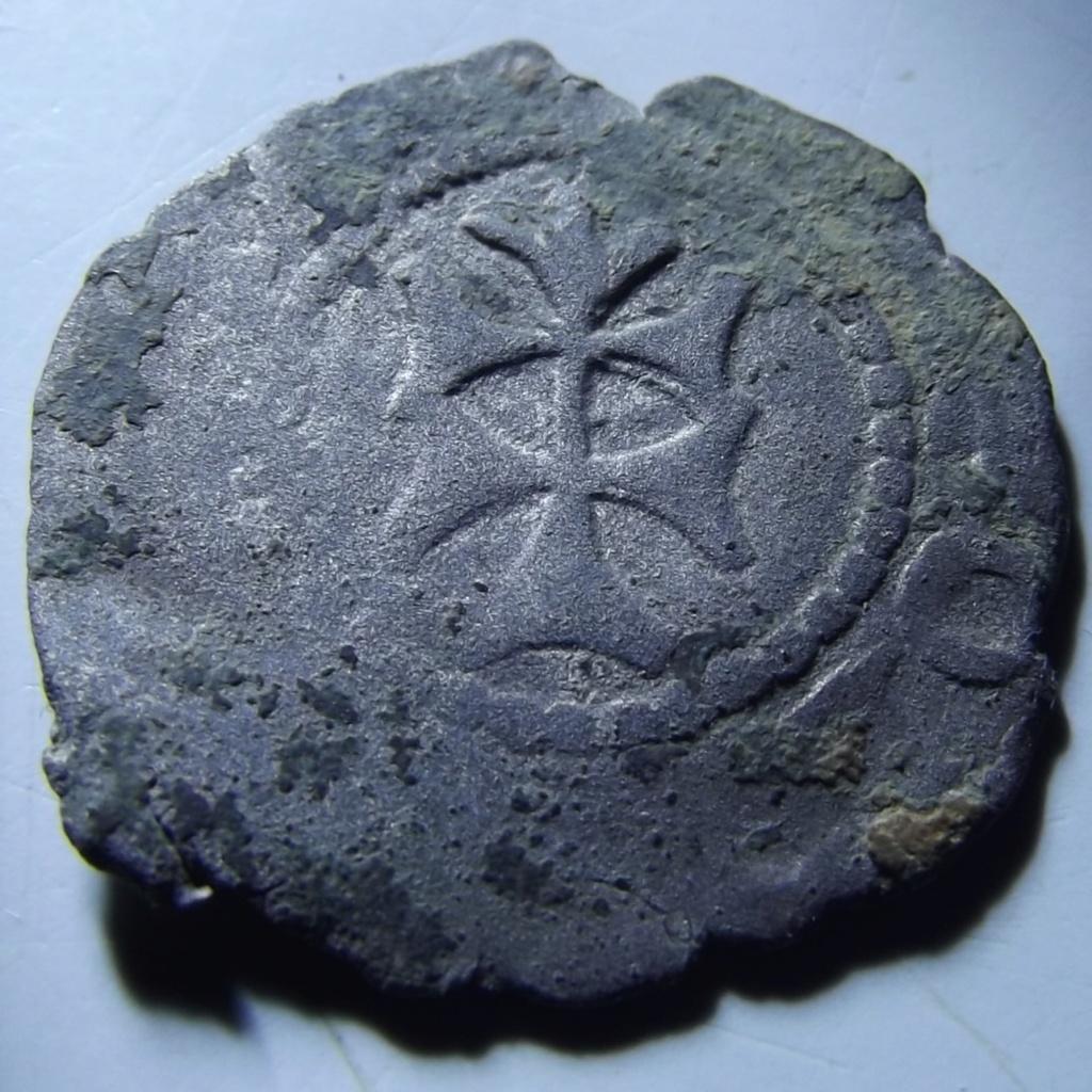 Dinero de Aragón de Fernando II. Dscf3319