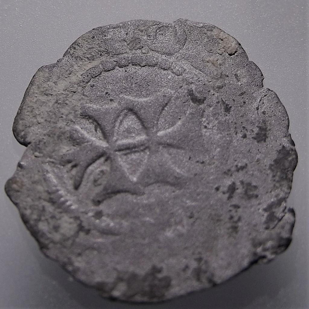 Dinero de Aragón de Fernando II. Dscf3322