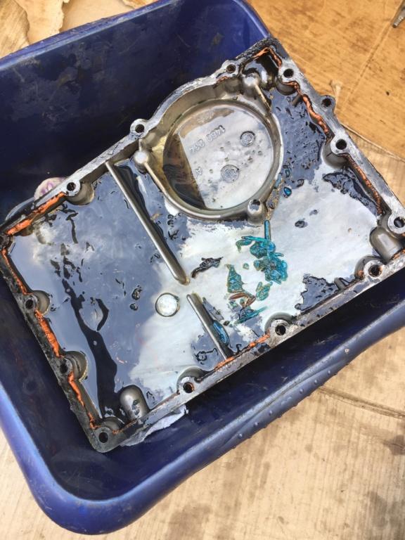 Water/oil pump replacment 714d8410