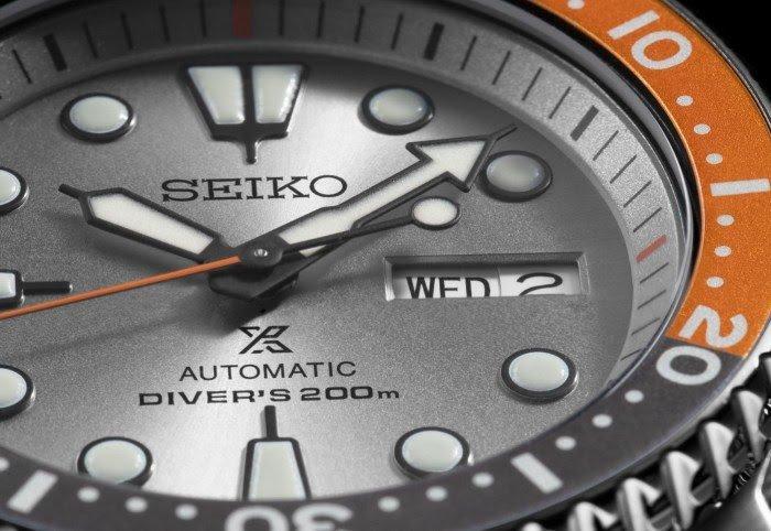 [Vendido] Seiko Turtle  «Dawn Grey» Limited edition. SRPD01K1 Seiko-10