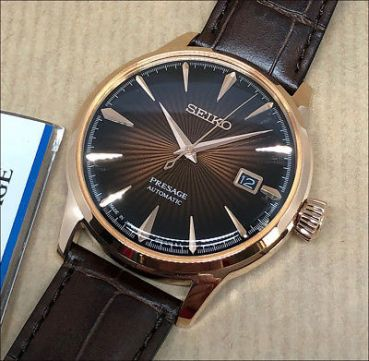 [Vendido]  Seiko Presage Cocktail Srpb46j1 Temp016