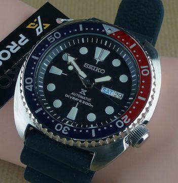 [Vendido]  Seiko prospex turtle SRP779k1 Temp021
