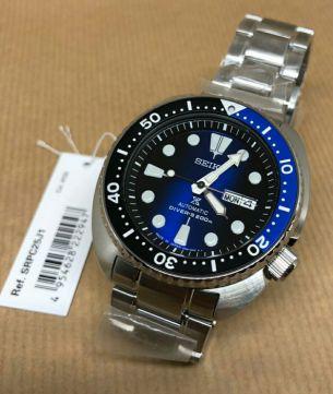 [Vendido] Seiko Turtle Prospex SRPC25J1  «Deep blue» Made in japan. Temp026