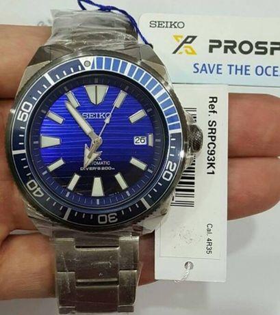 [VENDIDO]  Seiko Samurai SRPB49K1 Save the ocean. Temp048