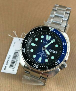[Vendido] Seiko Turtle Prospex SRPC25J1  «Deep blue» Made in japan. Temp126