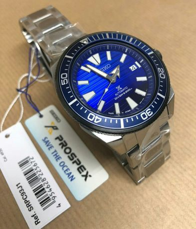 [Vendo]  Seiko Samurai SRPB49J1 (Made in Japan) Save the ocean. Temp139