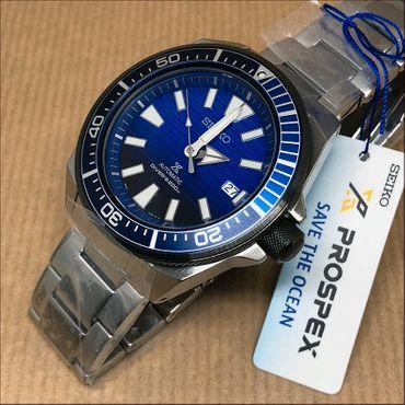 [VENDIDO]  Seiko Samurai SRPB49K1 Save the ocean. Temp151