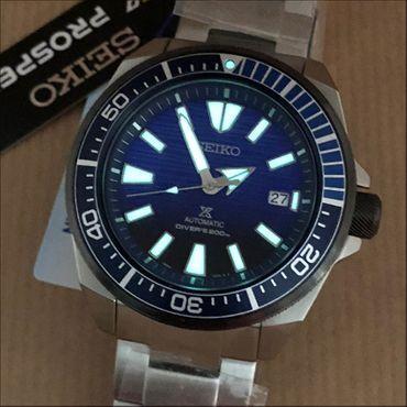 [VENDIDO]  Seiko Samurai SRPB49K1 Save the ocean. Temp248