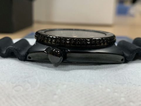 [Vendido]  Seiko Turtle Black series SRPC49 «Limited Edition» Temp323