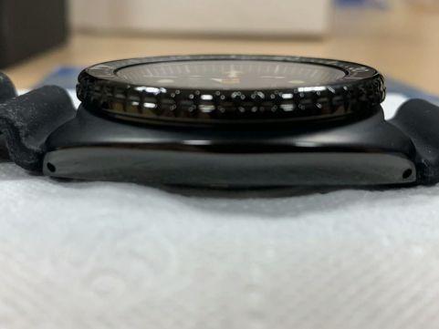 [Vendido]  Seiko Turtle Black series SRPC49 «Limited Edition» Temp423