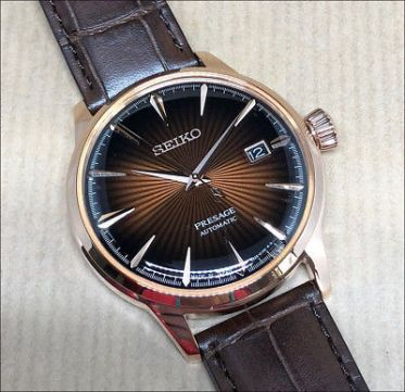[Vendido]  Seiko Presage Cocktail Srpb46j1 Temp514