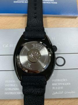 [Vendido]  Seiko Turtle Black series SRPC49 «Limited Edition» Temp521