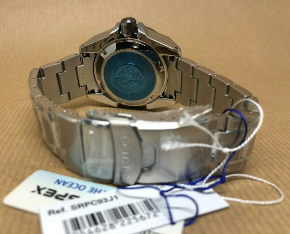 [Vendo]  Seiko Samurai SRPB49J1 (Made in Japan) Save the ocean. Temp535