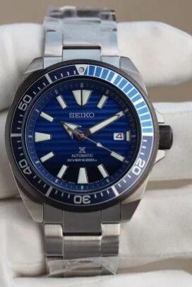 [VENDIDO]  Seiko Samurai SRPB49K1 Save the ocean. Temp637