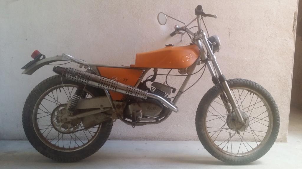 Mi primera Ducati 111