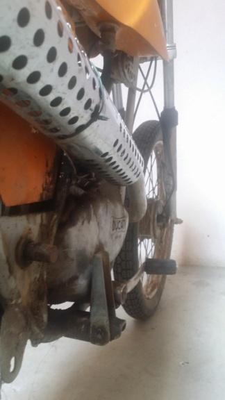 Mi primera Ducati 1110