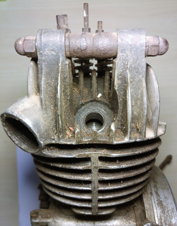El día que adquirí un motor Cucciolo 1111