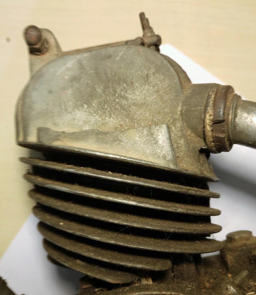 El día que adquirí un motor Cucciolo 1510