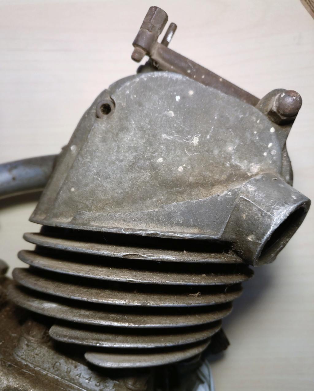El día que adquirí un motor Cucciolo 1610