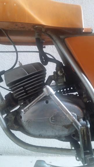 Mi primera Ducati 211