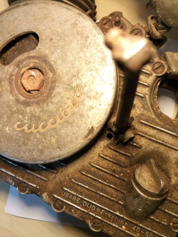 El día que adquirí un motor Cucciolo 2110