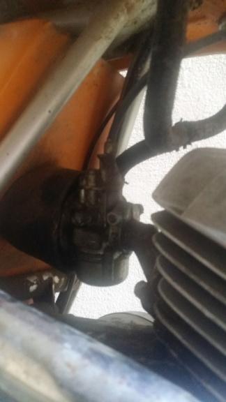 Mi primera Ducati 510