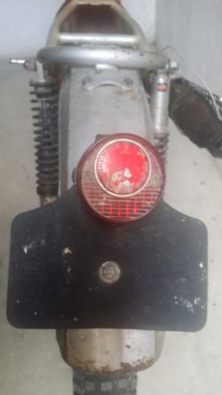 Mi primera Ducati 610