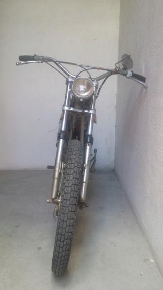 Mi primera Ducati 710