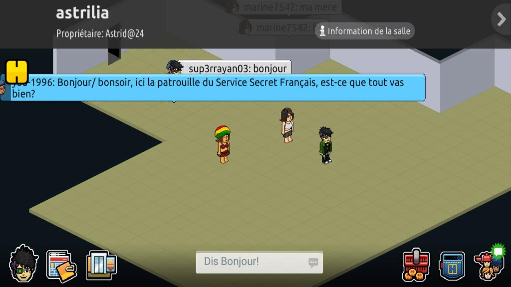 Rapport de patrouille de Rayan Screen20