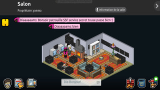 Rapport de patrouille de Rayan Screen28