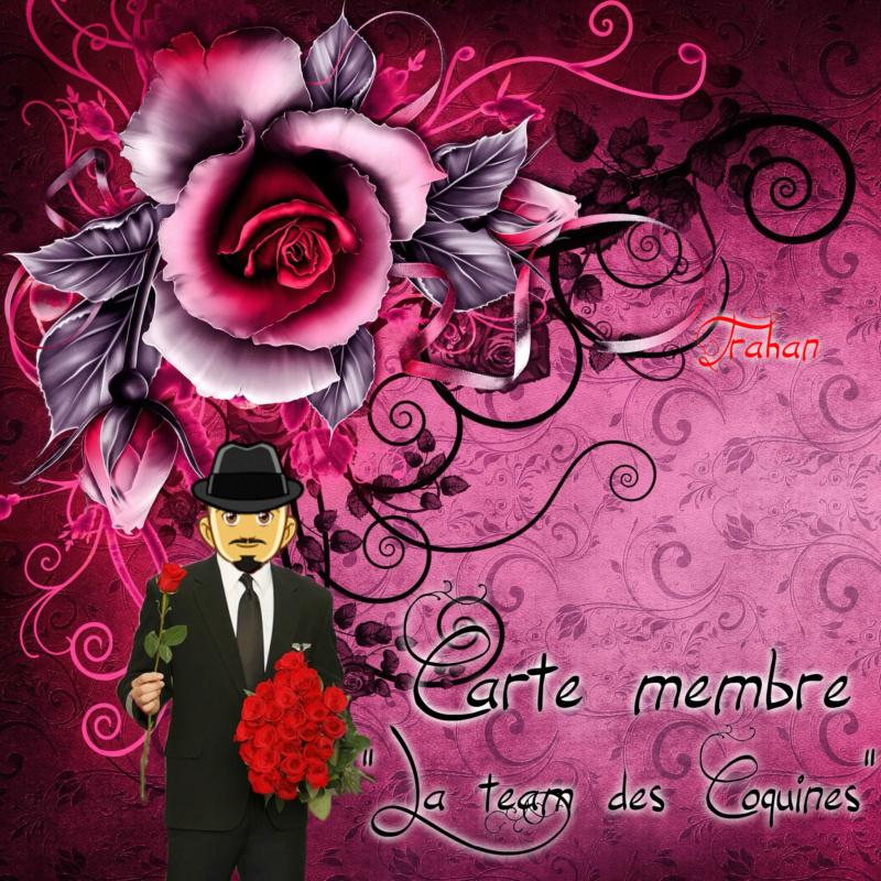 carte de membre Tahar10