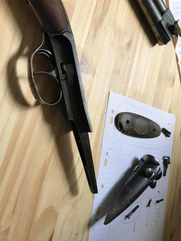 Fusil Darne - Restauration Besoin de conseils 37652710
