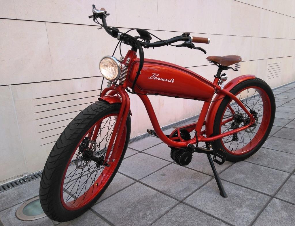 Vendo bicicleta eléctrica Cruiser Bicicl10