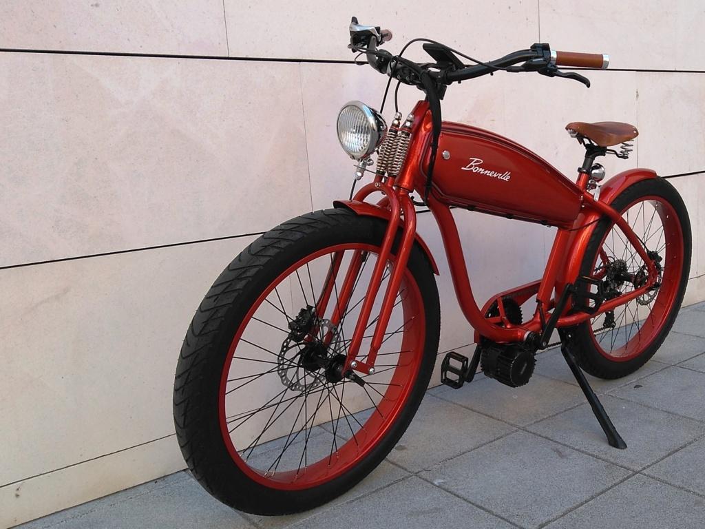 Vendo bicicleta eléctrica Cruiser Bicicl13
