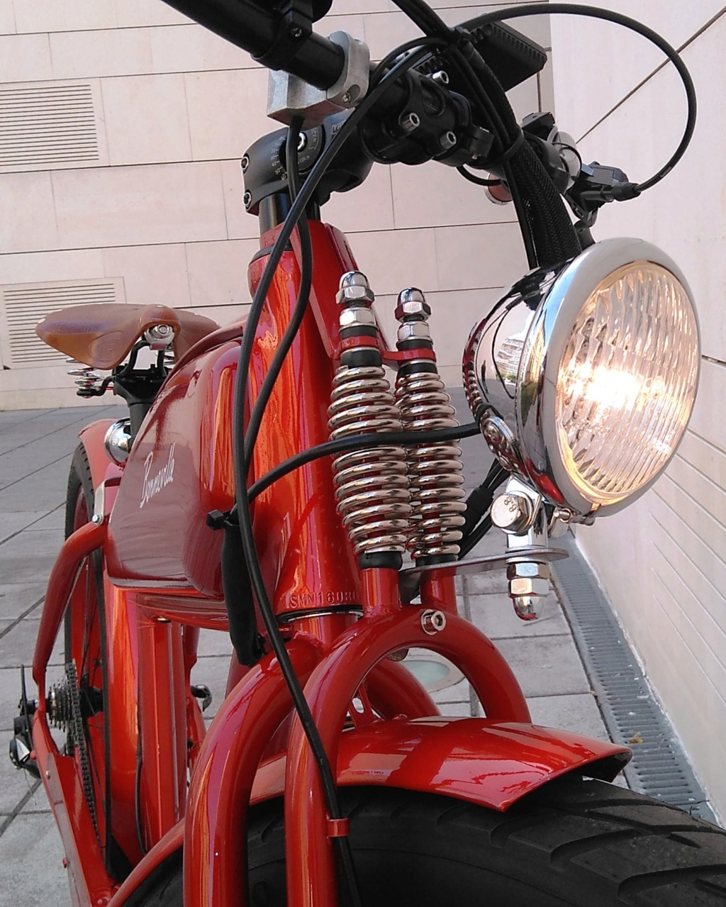 Vendo bicicleta eléctrica Cruiser Bicicl14