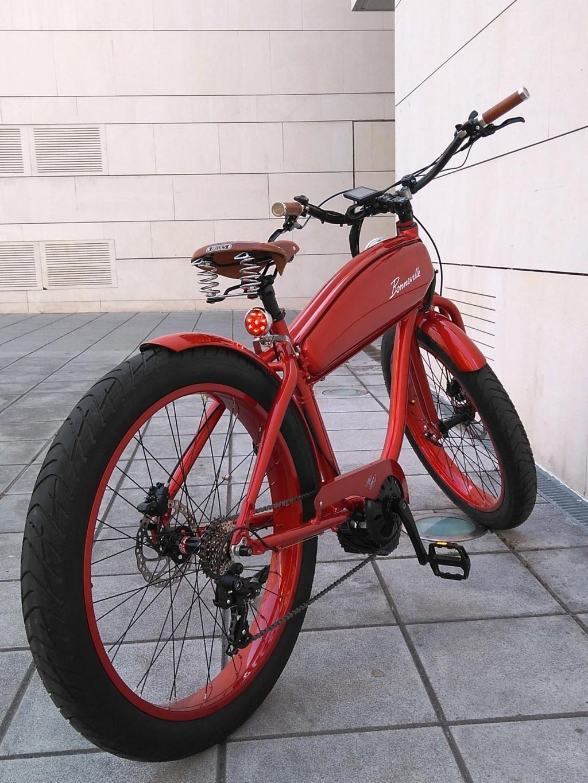 Vendo bicicleta eléctrica Cruiser Bicicl15
