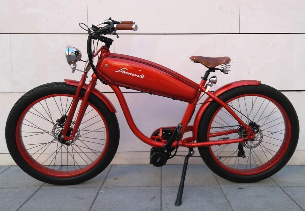 Vendo bicicleta eléctrica Cruiser Bicicl16