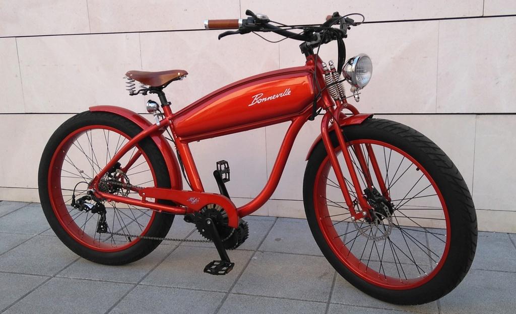 Vendo bicicleta eléctrica Cruiser Bicicl18
