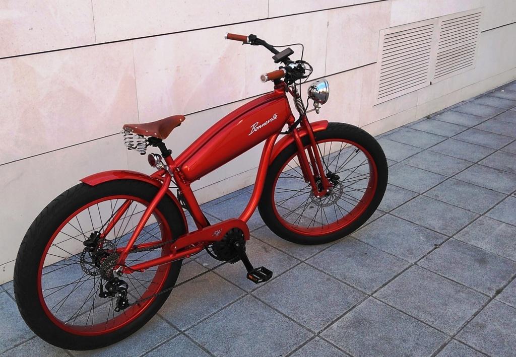 Vendo bicicleta eléctrica Cruiser Bicicl19