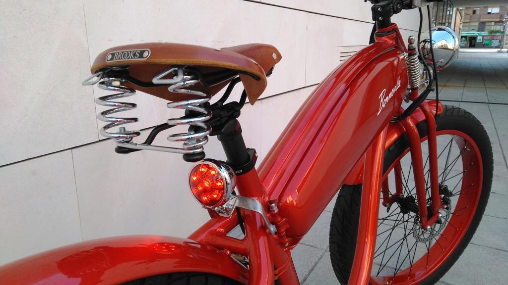 Vendo bicicleta eléctrica Cruiser Bicicl20