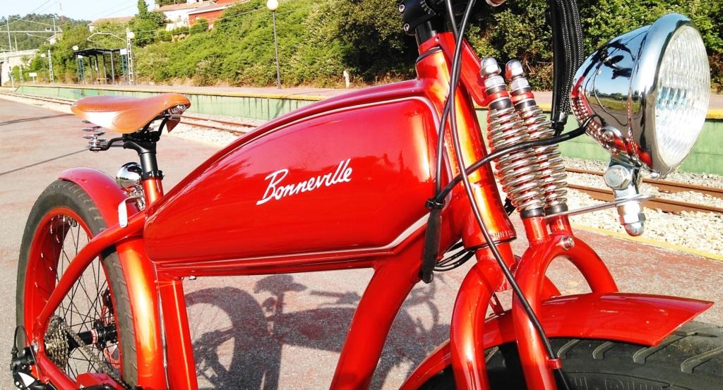 Vendo bicicleta eléctrica Cruiser Bicicl24