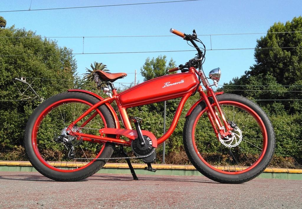 Vendo bicicleta eléctrica Cruiser Bicicl26