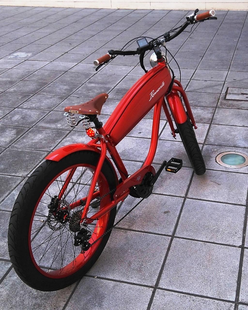 Vendo bicicleta eléctrica Cruiser Bicicl28